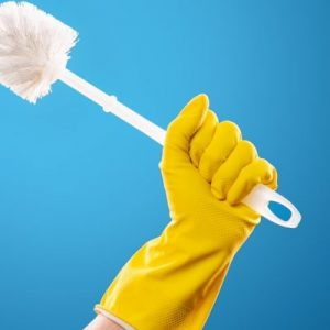 hire a house cleaner to save time