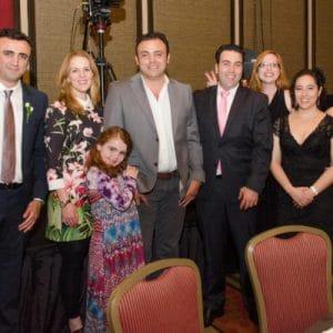 Sharing Success Like Family