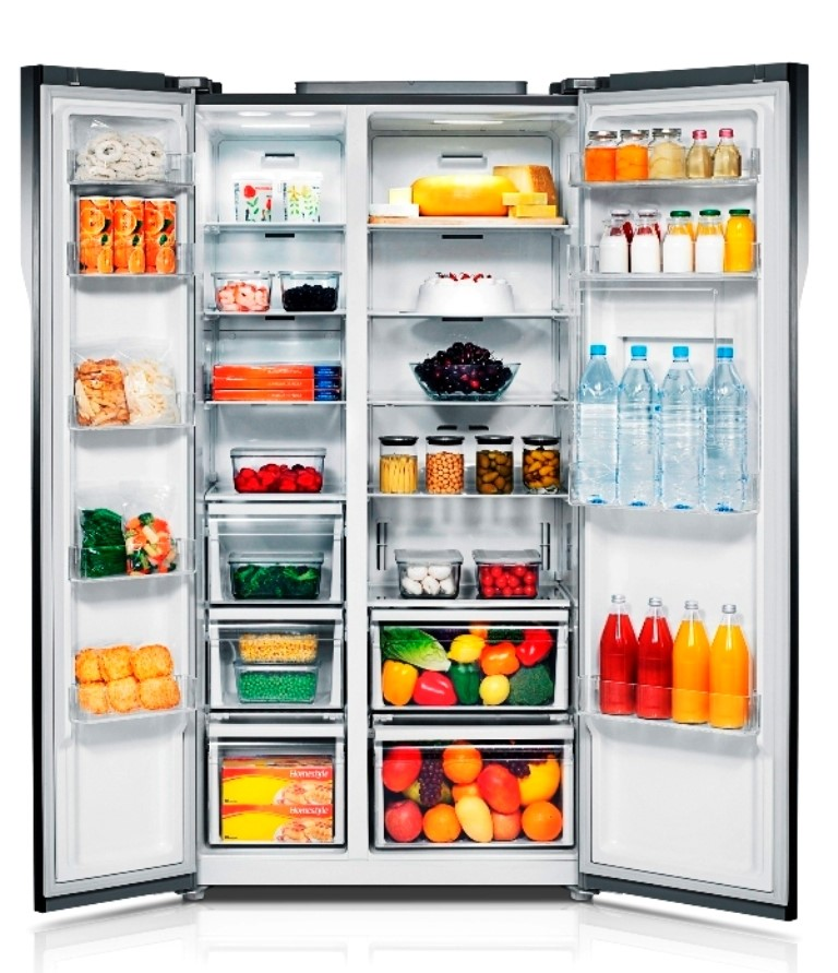 Tips to Keep Your Refrigerator Clean and Organized – Maid ...