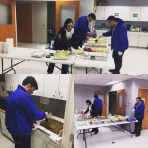 4th Annual Hypothermia Shelter Dinner