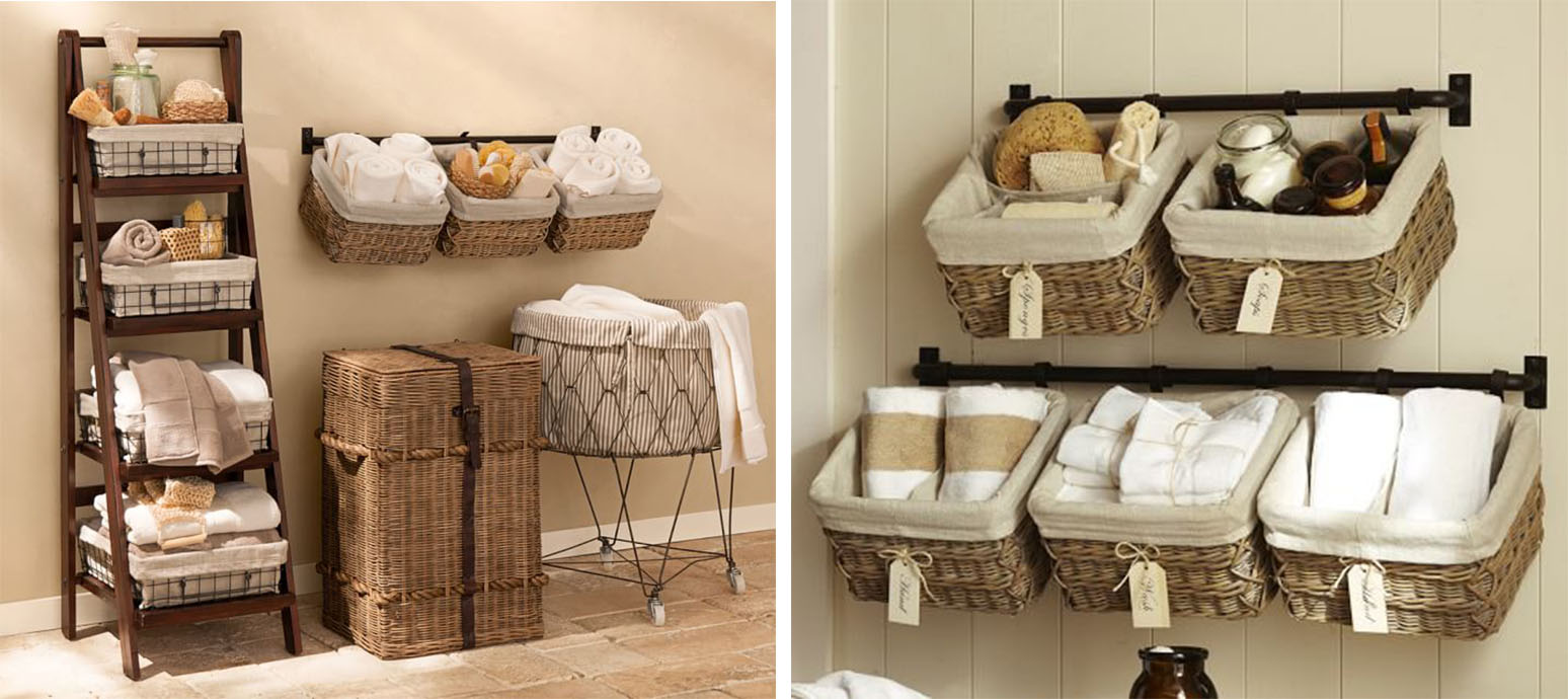 Captivating Declutter And Organize Your Bathroom