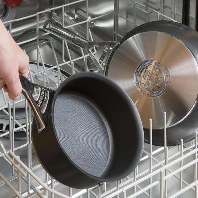 keep cookware clean