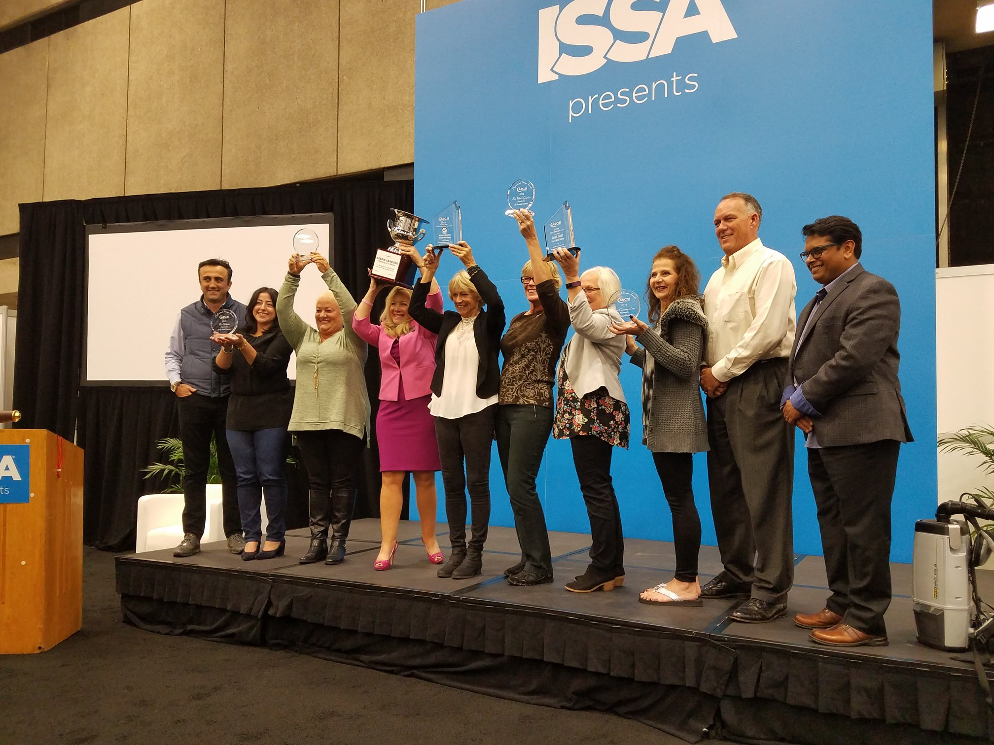 2018 ISSA/ARCSI Convention 1