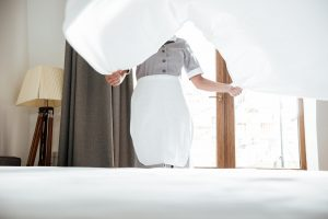 Hiring a maid can help make your life easier