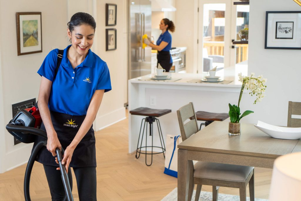 Recurring House Cleaning 1