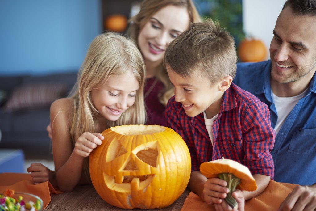 No-Mess Halloween Activities