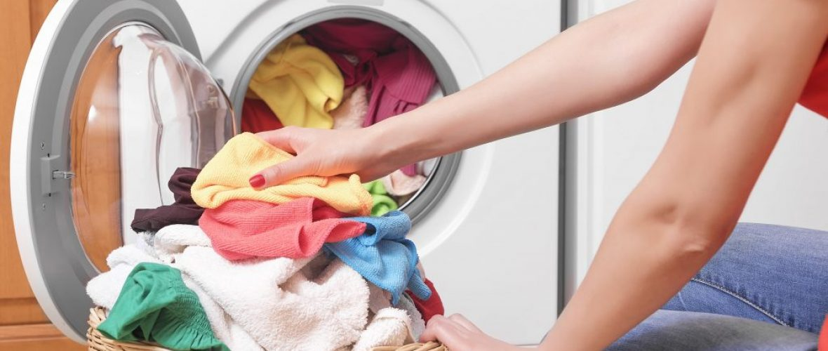 Cleaning Your Laundry Machine