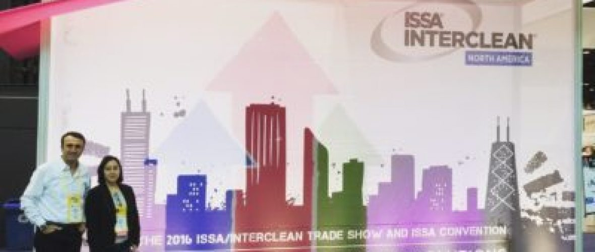 2016 ISSA & ARCSI Cleaning Convention